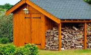 abri de jardin en bois chalet