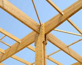 charpente bois charpentier
