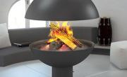 cheminee chauffage bois insert