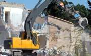 demolition deconstruction permis de demolir gestion dechets
