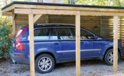 carport garage voiture