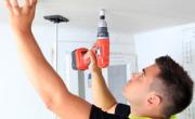 faux plafond tendu ou suspendu