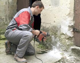 humidite traitement hydrofuge murs remontee capillaire
